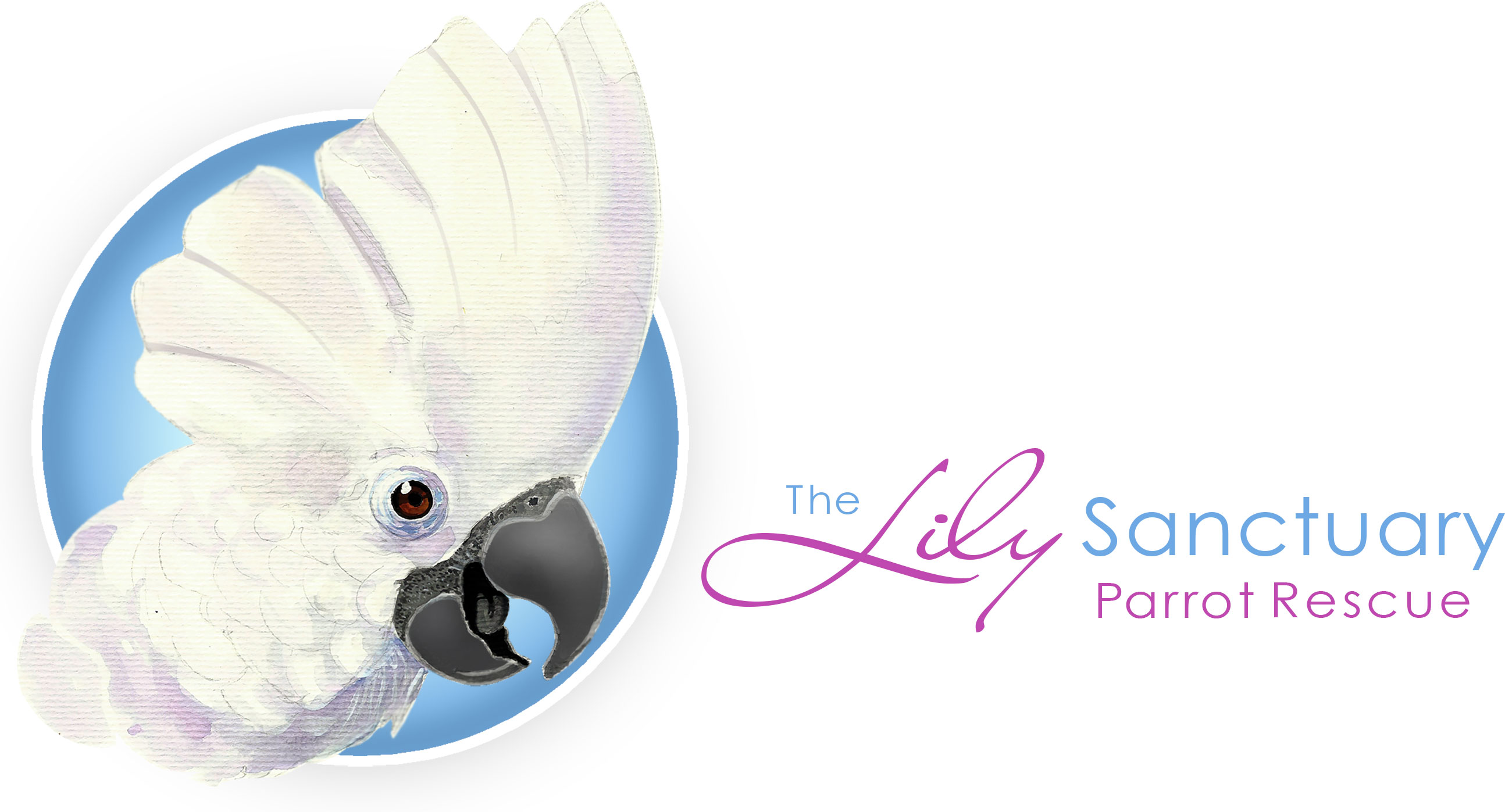 The Lily Sanctuary Logo